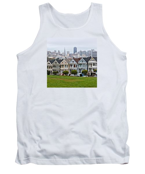 Iconic Painted Ladies Tank Top