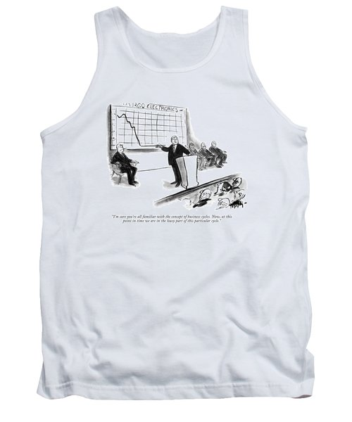I'm Sure You're All Familiar With The Concept Tank Top