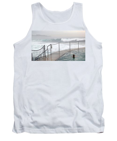 Tank Top featuring the photograph In Safe Waters by Evelyn Tambour