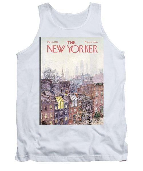 New Yorker March 2, 1968 Tank Top