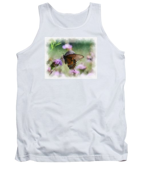 In The Flowers Tank Top