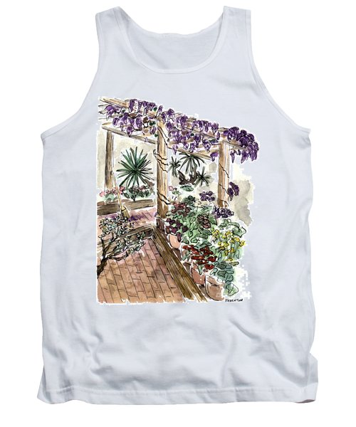 In The Greenhouse Tank Top
