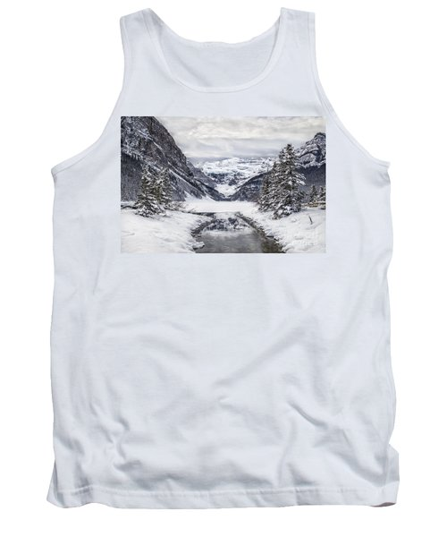 In The Heart Of The Winter Tank Top