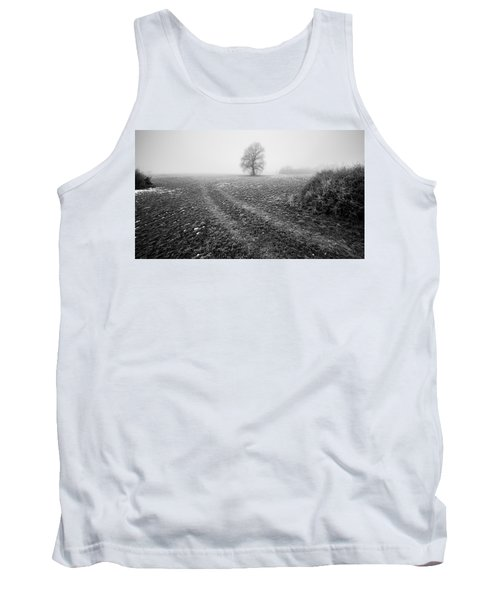 Tank Top featuring the photograph In The Mist by Davorin Mance