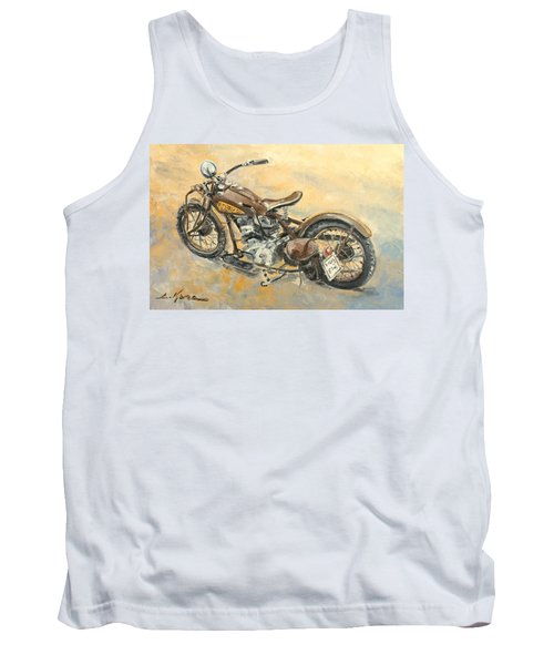 Indian Chief 1938 Tank Top