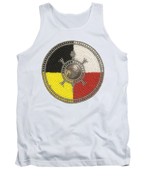 Indian Head Turtle Tank Top