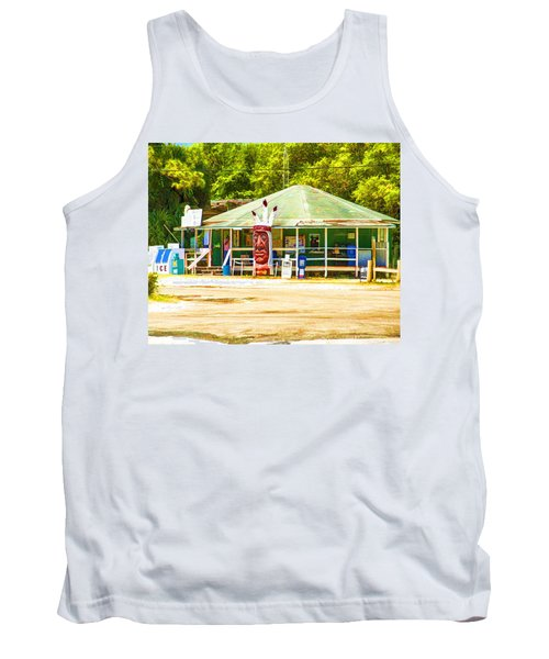 Indian Pass Tank Top