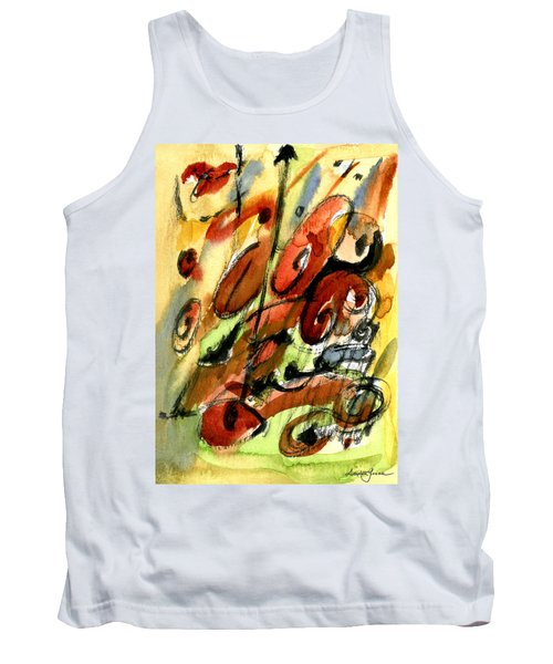 Indian Summer Tank Top