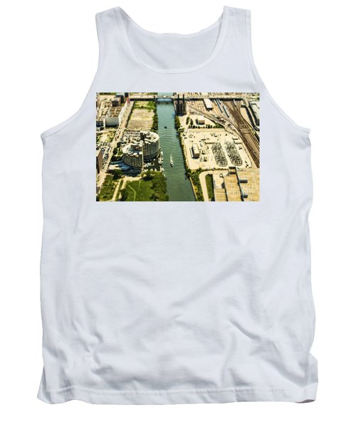 Industrial Riverside Tank Top