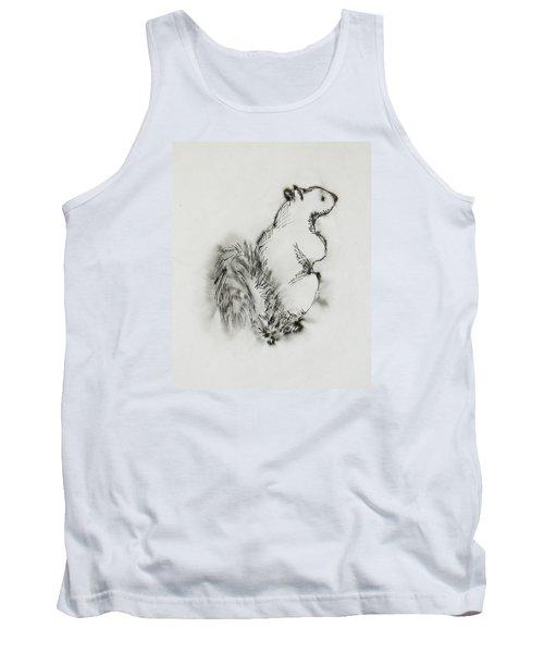 Ink Squirrel Tank Top