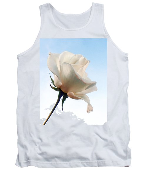 Tank Top featuring the photograph Innocence by Deb Halloran
