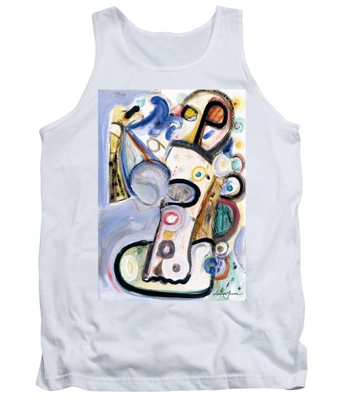 Intellect Tank Top