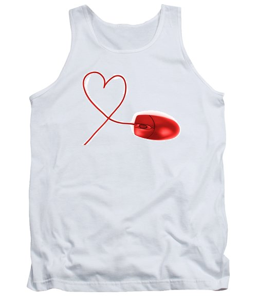 Internet Love Tank Top