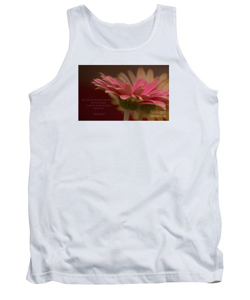Into My Soul Tank Top