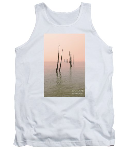Into The Pink Sunset... Tank Top