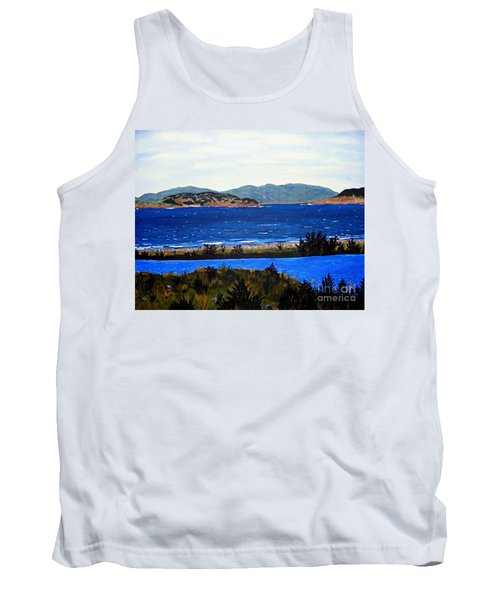 Iona Formerly Rams Islands Tank Top by Barbara Griffin