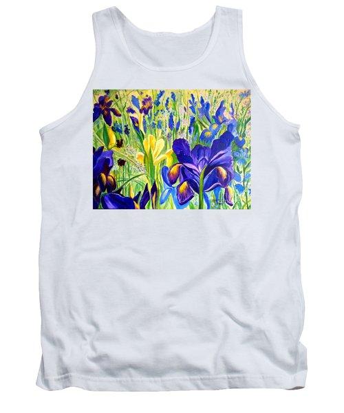 Iris Spring Tank Top