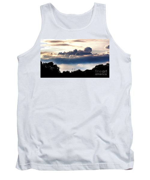 Island Of Clouds Tank Top