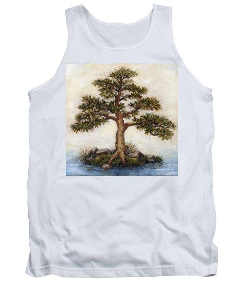 Island Tree Tank Top