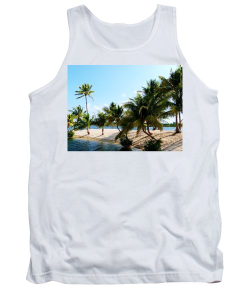 Tank Top featuring the photograph Isle @ Camana Bay by Amar Sheow