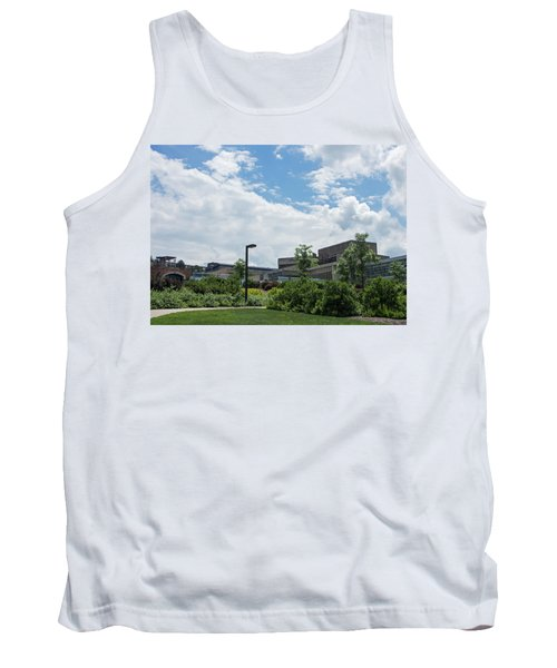 Ithaca College Campus Tank Top