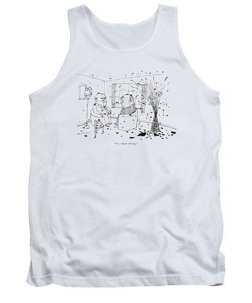 It's A Mixed Blessing Tank Top