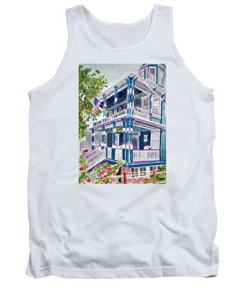 Jackson Street Inn Of Cape May Tank Top