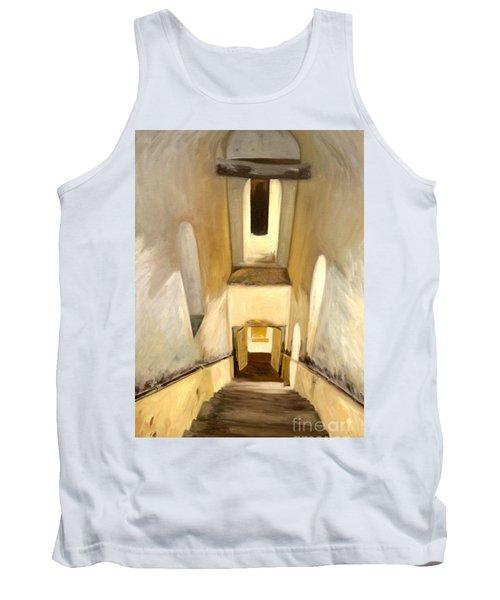 Jantar Mantar Staircase Tank Top