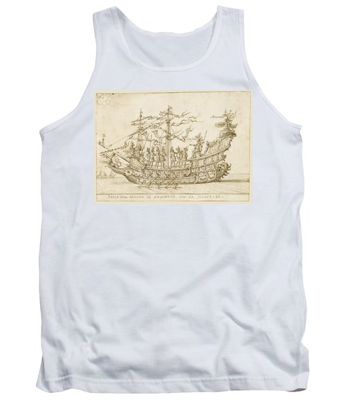 Jason And The Argonauts Directed By Minerva Tank Top