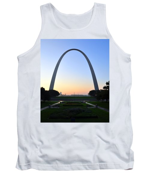 Jefferson National Expansion Memorial Tank Top