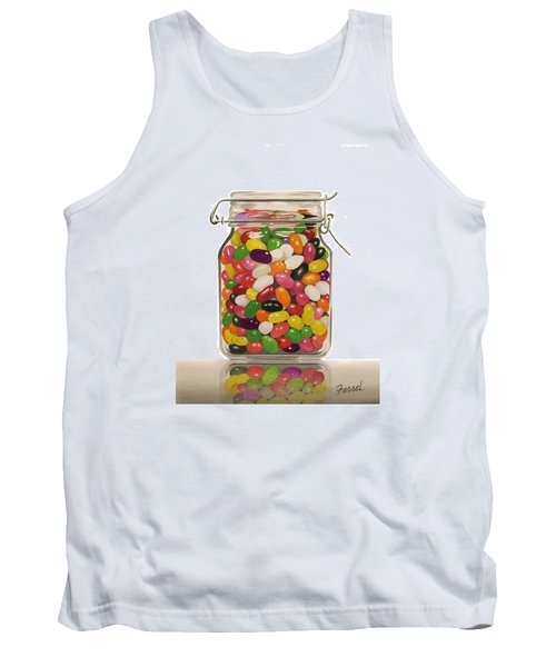 Jelly Beans Tank Top by Ferrel Cordle