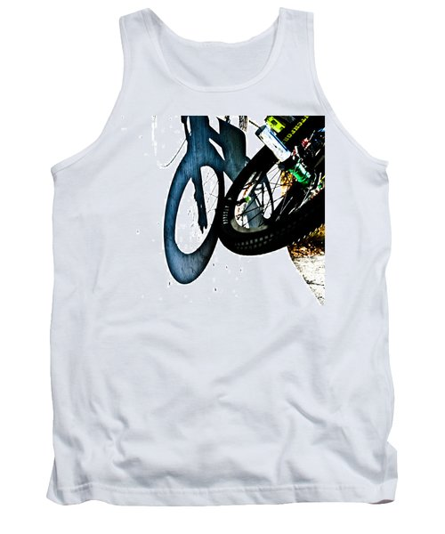 Jersey Barrier Tank Top