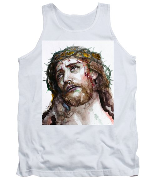 The Suffering God Tank Top by Laur Iduc
