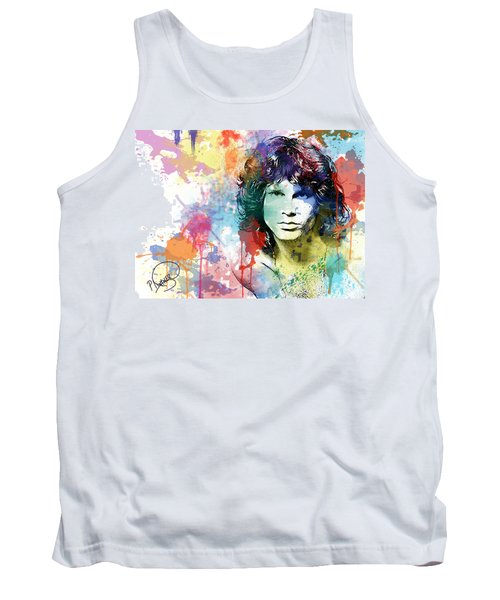 Jim Morrison Tank Top