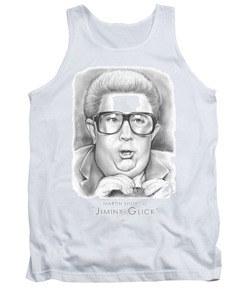 Jiminy Glick Tank Top