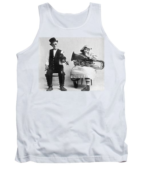 Jimmie And Blanche Creighton Tank Top