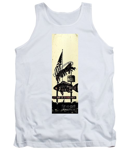 Joe Patti Tank Top