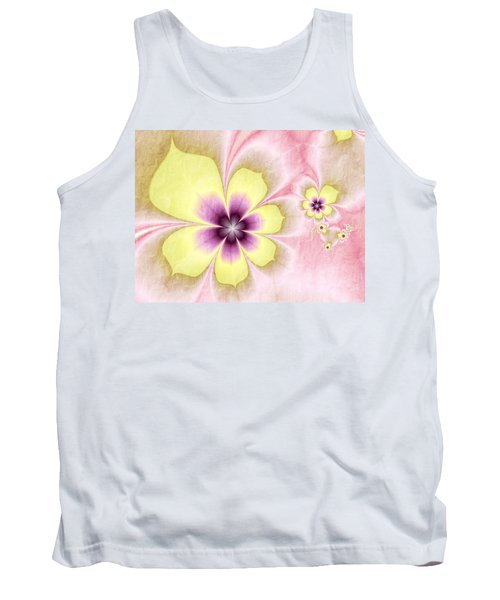 Joy Tank Top by Gabiw Art