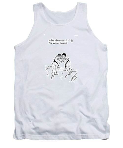 Judo Tank Top
