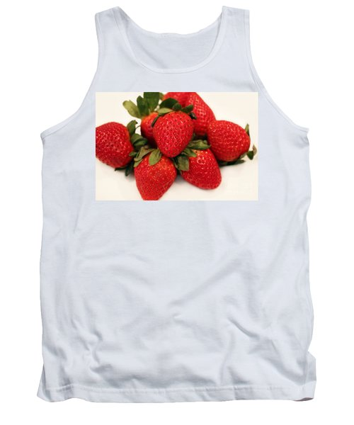 Juicy Strawberries Tank Top