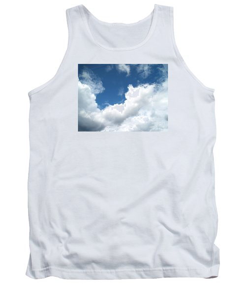Tank Top featuring the photograph Just Breathe ... by Susan  Dimitrakopoulos