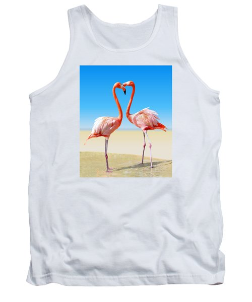 Just We Two Tank Top