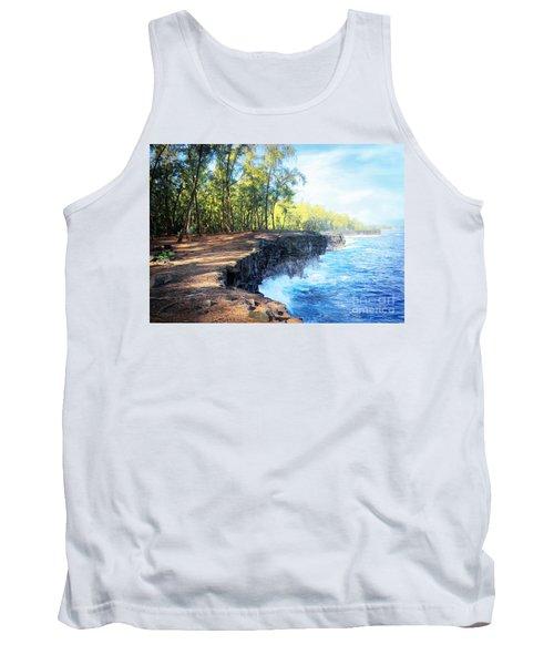 Kaloli Point Hawaii Tank Top