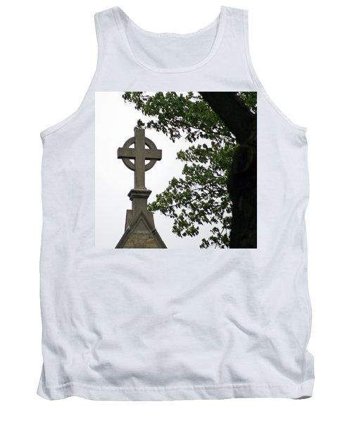 Keeping The Faith Tank Top
