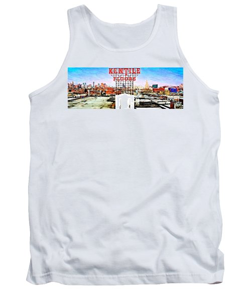 Kentile Floors Tank Top