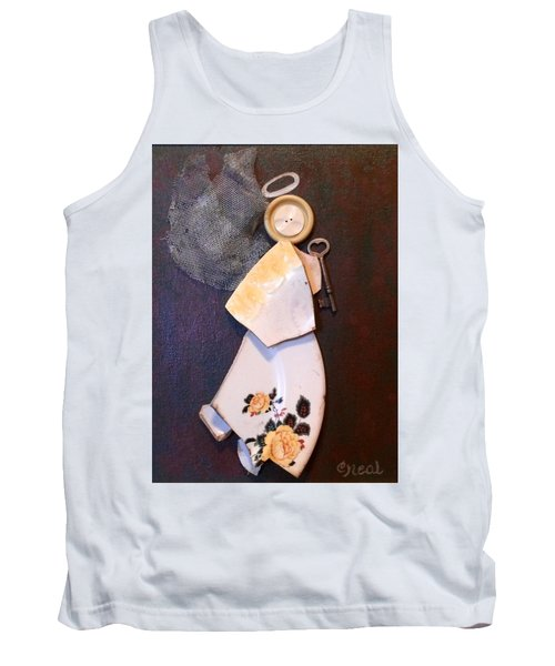 Key Angel Tank Top