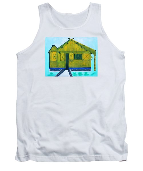 Kiddie House Tank Top by Lorna Maza