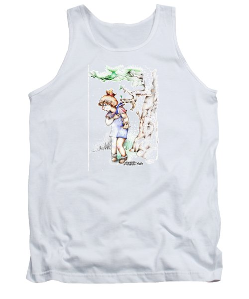 Trail Blazing Edition Kidnabbed 2 Foto Tank Top