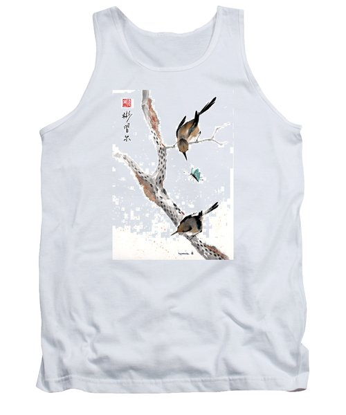 Kindred Hearts Tank Top by Bill Searle
