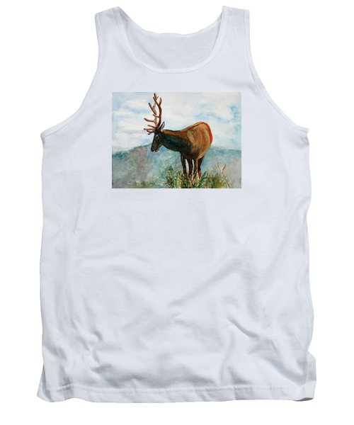 King Of The Hill Tank Top